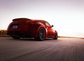 Nissan 370Z Picture for Android, iPhone and iPad