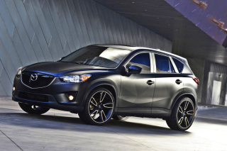 Mazda CX 5 Compact Crossover SUV Wallpaper for Android, iPhone and iPad