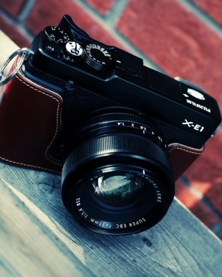 Fujifilm X E1 Wallpaper for 240x320