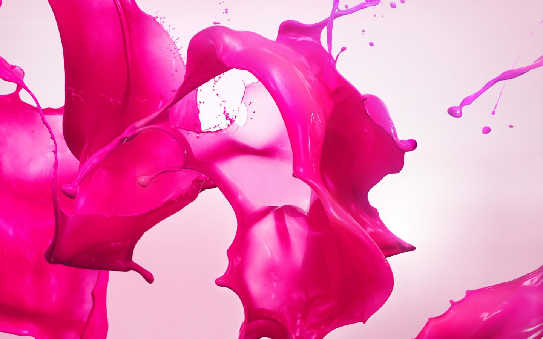 розовый краситель картинка то
