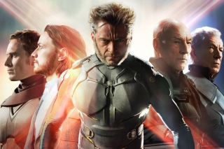 X Men Days Of Future Past - Obrázkek zdarma pro Widescreen Desktop PC 1600x900