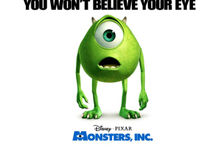 Kostenloses Monsters Inc Wallpaper für Android, iPhone und iPad