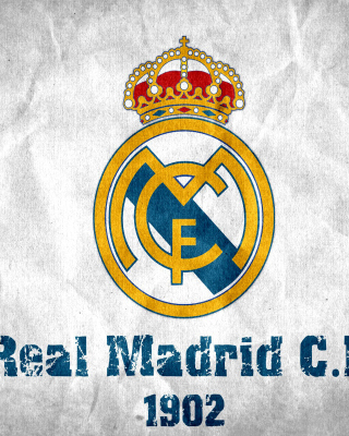 Free Real Madrid CF 1902 Picture for iPhone 5C