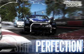 Need for Speed: Shift - Obrázkek zdarma pro Sony Tablet S