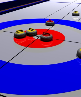 Curling Wallpaper for 176x220