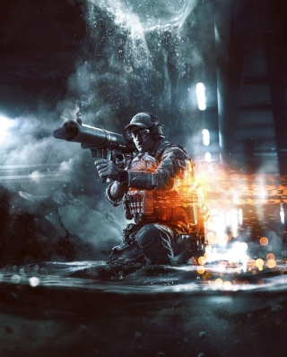 Battlefield 4 Second Assault sfondi gratuiti per 320x480