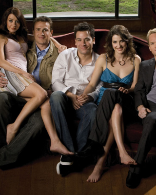 How I Met Your Mother sfondi gratuiti per Nokia Lumia 800