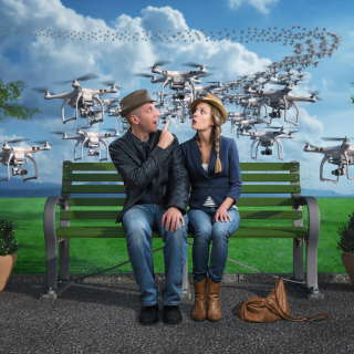 Free Quadcopters spies Picture for 1024x1024