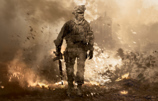 Call of Duty: Modern Warfare 2 Wallpaper for Android, iPhone and iPad