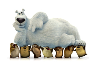 Norm Of The North Animation Movie Picture for 1920x1080