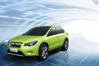 Free Subaru XV Picture for Android, iPhone and iPad