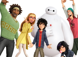 Free Big Hero 6 Picture for Android, iPhone and iPad