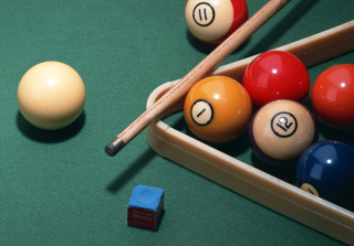Pool Table Background for Android, iPhone and iPad