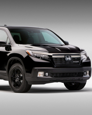 Honda Ridgeline 2016, 2017 Wallpaper for Nokia Lumia 1020