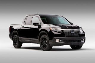 Honda Ridgeline 2016, 2017 Background for Android, iPhone and iPad