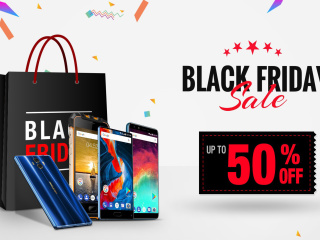 Screenshot №1 pro téma Black Friday 320x240
