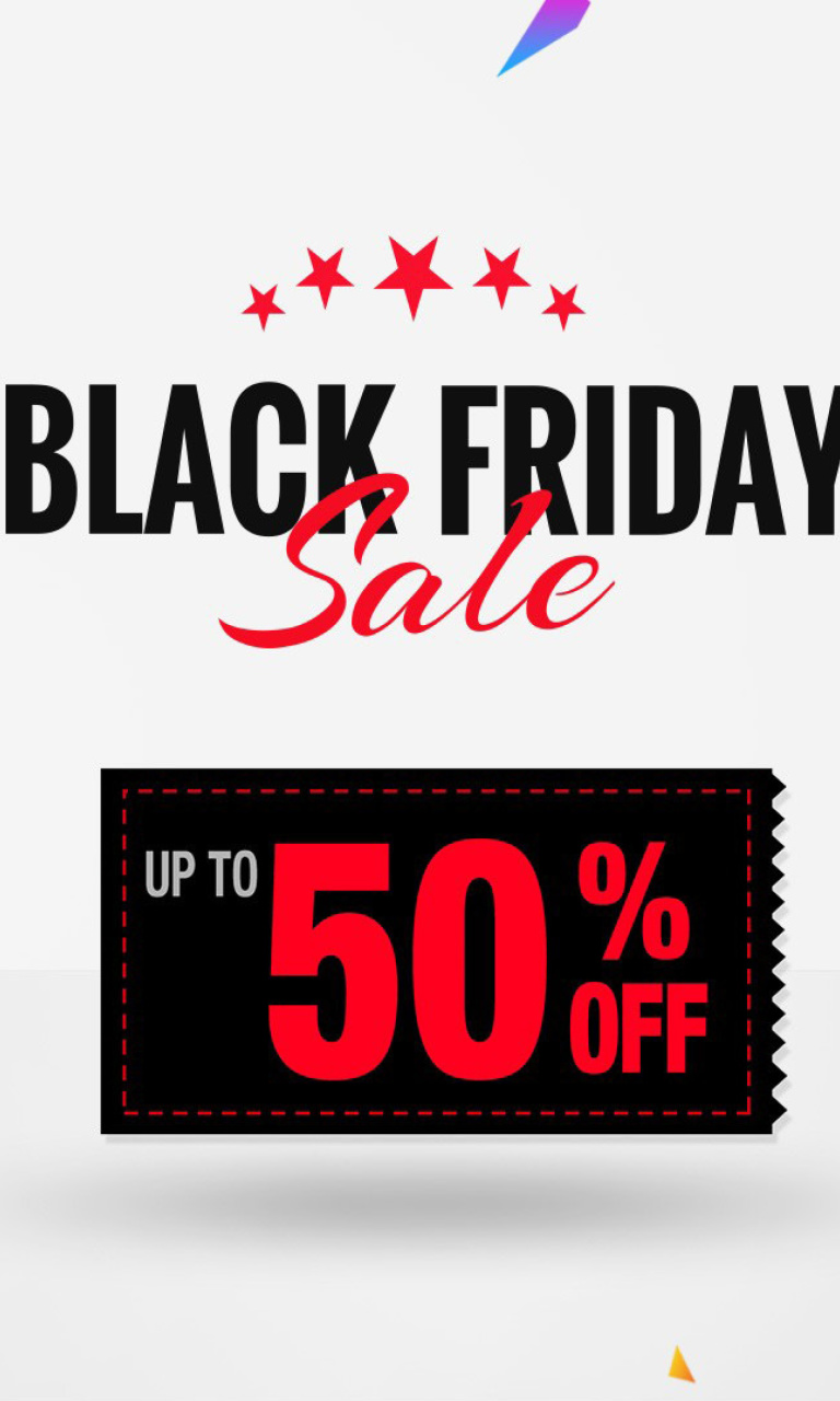 Sfondi Black Friday 768x1280