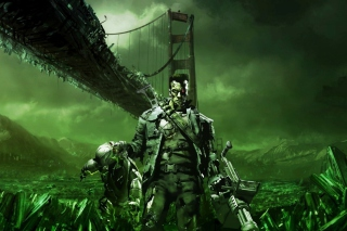 Terminator 4 Wallpaper for Android, iPhone and iPad