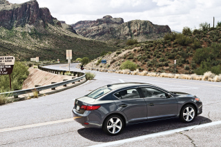 Acura Ilx Background for Android, iPhone and iPad