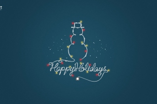 Happy Holidays Picture for Android, iPhone and iPad