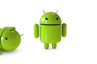 Google Android Robot Picture for Android, iPhone and iPad