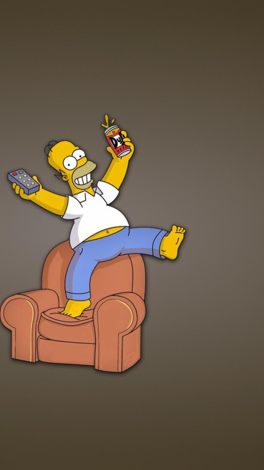 Гомер симпсон картинки на телефон, мая открытка