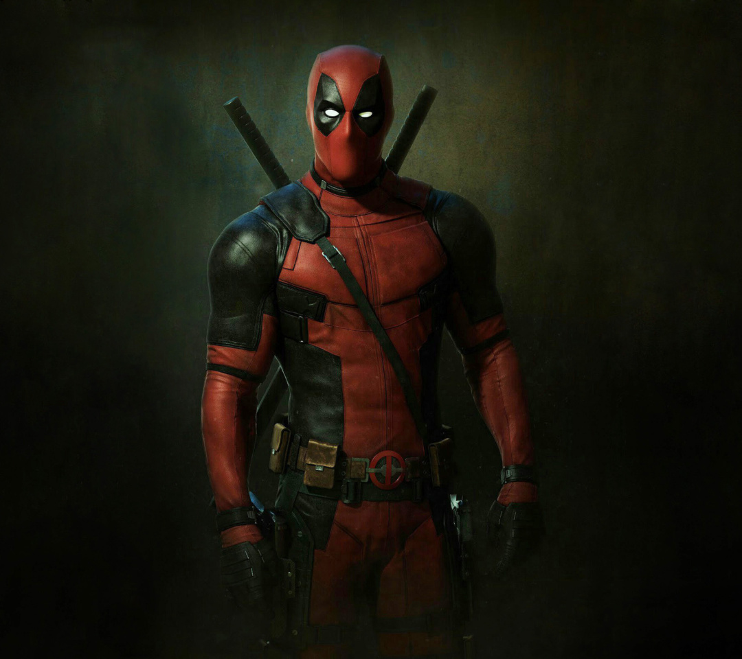 Screenshot №1 pro téma Deadpool Superhero 1080x960