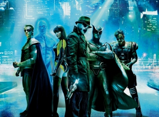 Watchmen Wallpaper for Android, iPhone and iPad