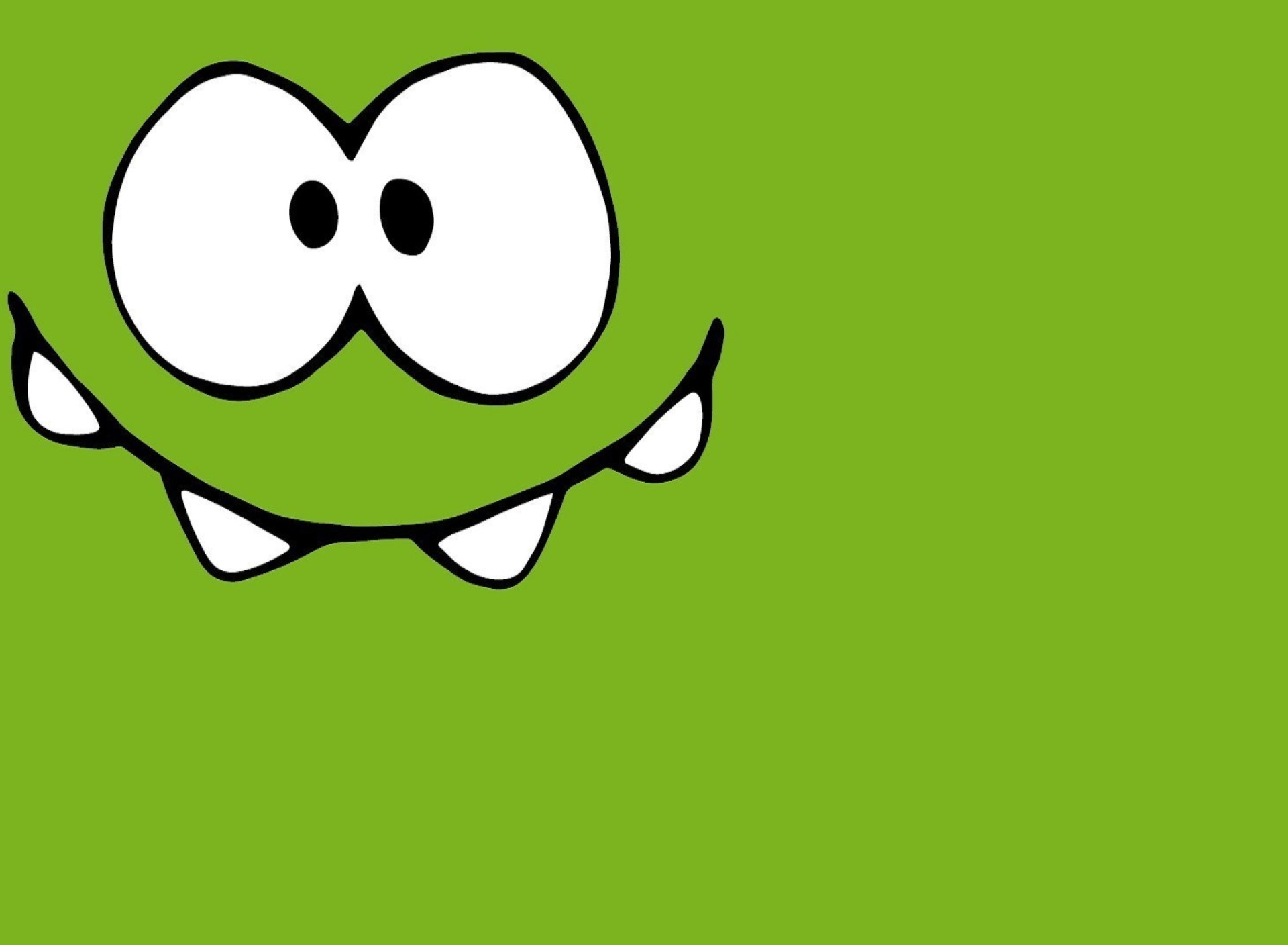 Screenshot №1 pro téma Om Nom from game Cut the Rope 1920x1408