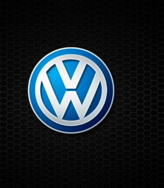 Volkswagen_Logo Background for 480x854