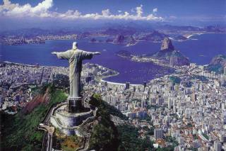 Rio De Janeiro Sightseeing Wallpaper for Android, iPhone and iPad