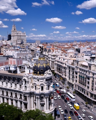 Madrid Wallpaper for Nokia C2-01