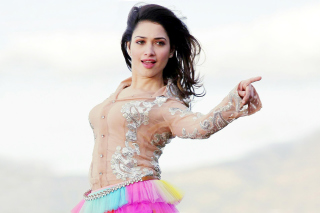 Tamanna Bhatia HD Background for Android, iPhone and iPad