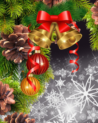 Ways to Decorate Your Christmas Tree - Fondos de pantalla gratis para Nokia X6