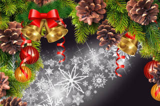 Kostenloses Ways to Decorate Your Christmas Tree Wallpaper für 1200x1024