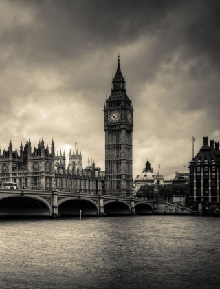 Big Ben London Picture for 240x320