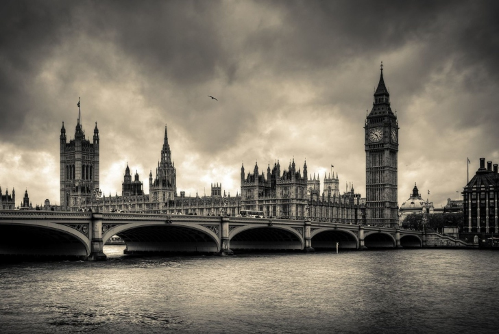Big Ben London wallpaper