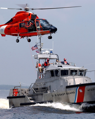 United States Coast Guard Wallpaper for 240x320