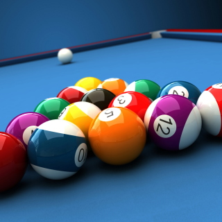 Free Billiard Pool Table Picture for LG KP105