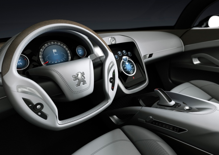Peugeot 908 Rc Interior screenshot #1