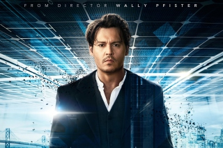 Kostenloses Johnny Depp In Transcendence Wallpaper für Android, iPhone und iPad