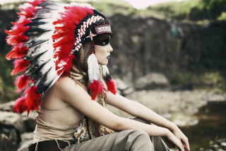 Free Native American Picture for Desktop 1280x720 HDTV