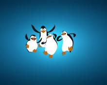The Penguins Of Madagascar para 220x176