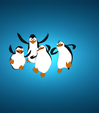 Kostenloses The Penguins Of Madagascar Wallpaper für Nokia X7