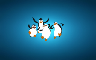 The Penguins Of Madagascar - Obrázkek zdarma pro Widescreen Desktop PC 1440x900