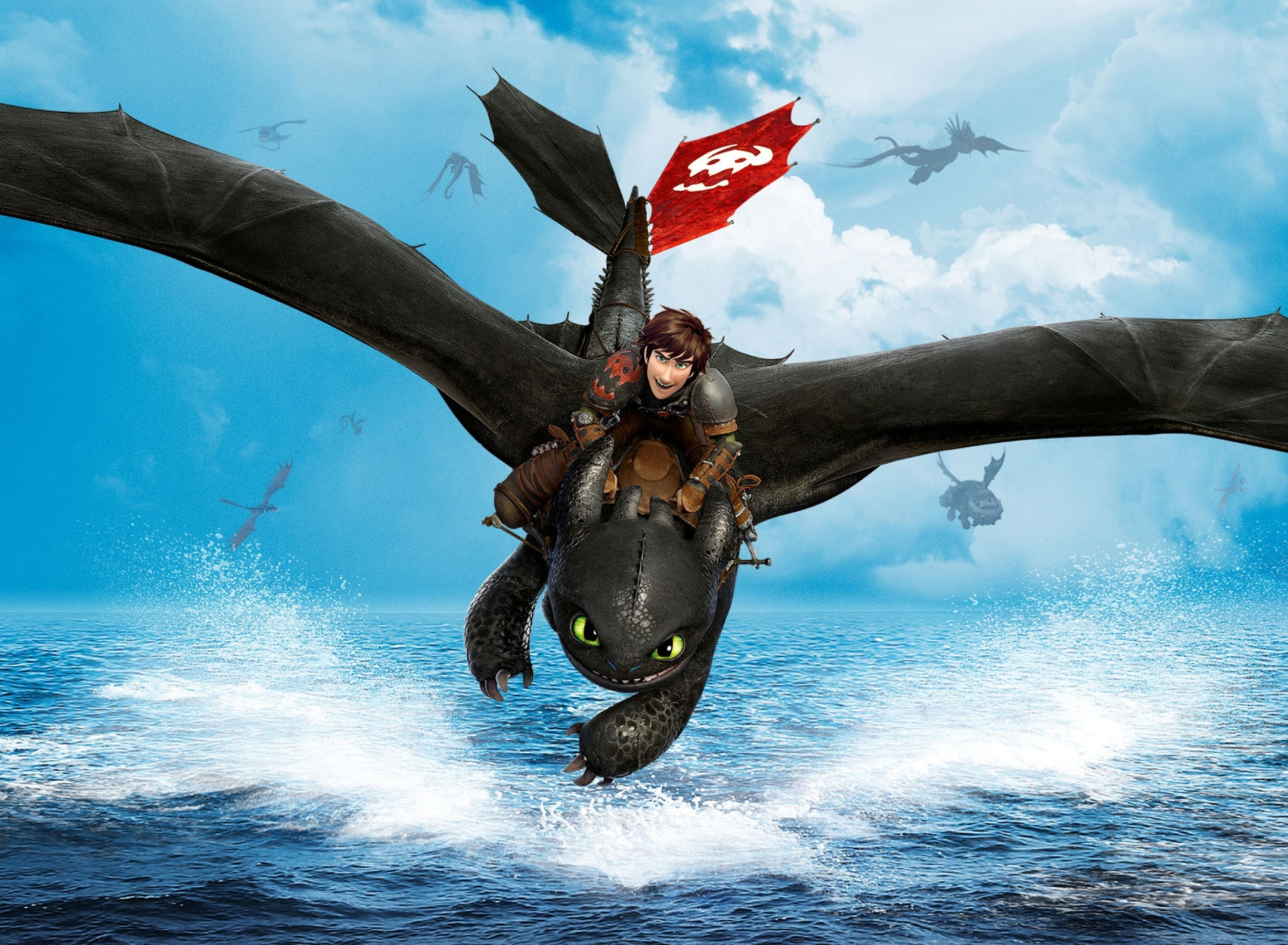 how to train your dragon - 1280×720