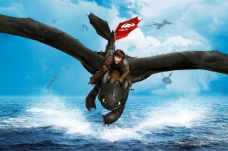 2014 How To Train Your Dragon - Obrázkek zdarma
