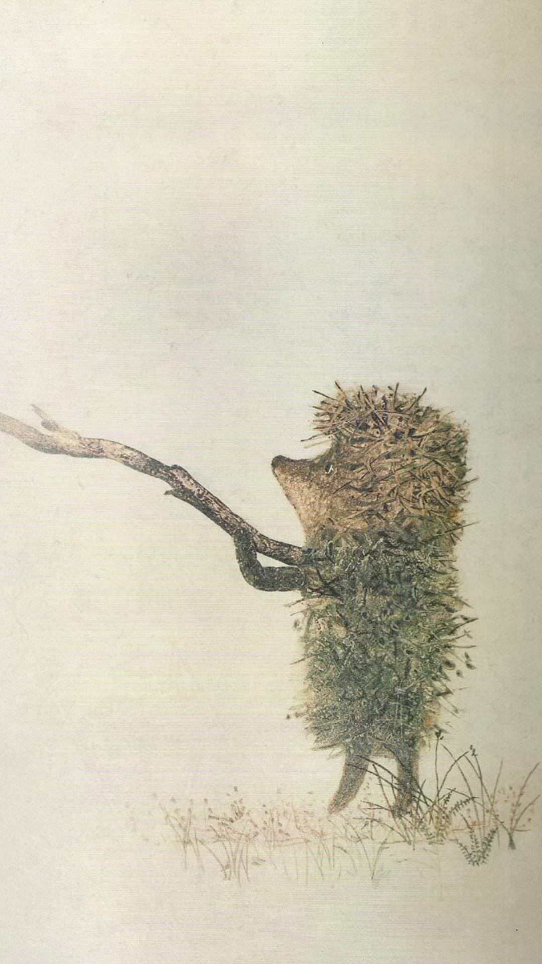 Картинки, сказка в картинках ежик в тумане