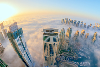 Dubai Best View Background for Android, iPhone and iPad
