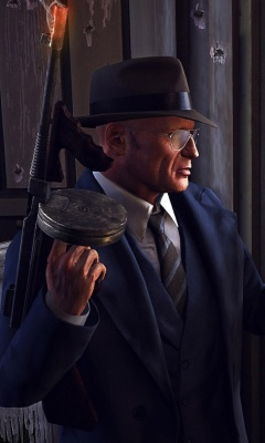 Mafia 2 Jimmys Vendetta screenshot #1 240x400